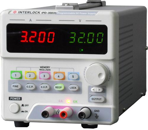 可编程直流电源Interlock IPD-3003SLU