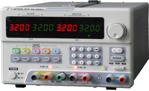 可编程直流电源Interlock IPD-3303SLU