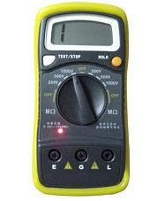 数位式绝缘电阻测试仪BJBM-500A