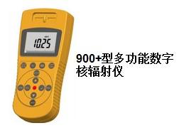 多功能数字核辐射仪900型