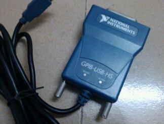 GPIB-USB-HS卡