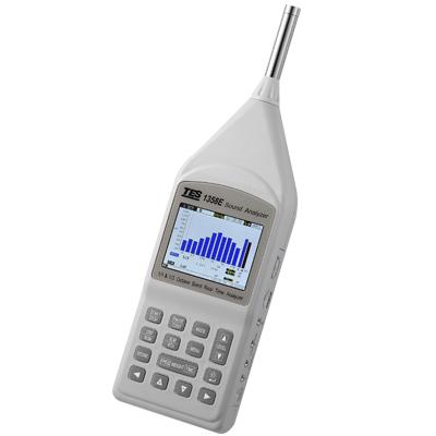 1/1及1/3八音度即�r音�l分析�xTES-1358E
