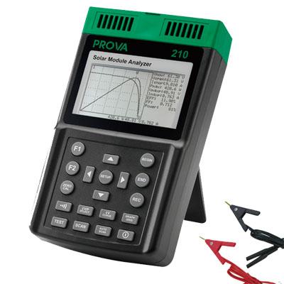 太阳能电池分析仪PROVA-200A