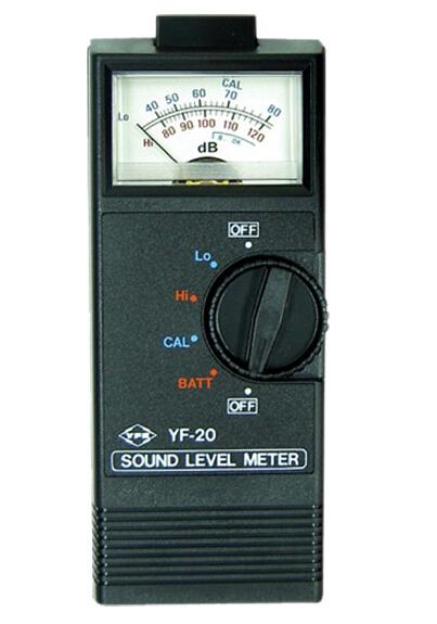 指针噪音表YF-20