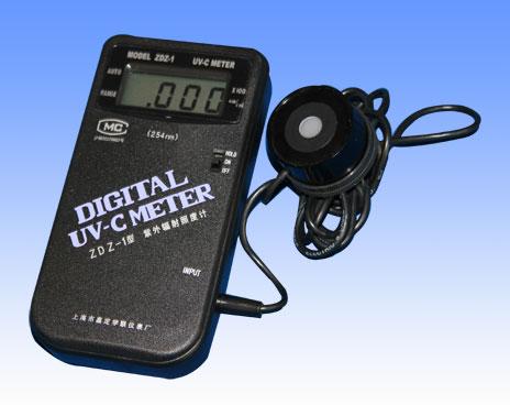 型自动量程紫外幅射照度计ZDZ-1