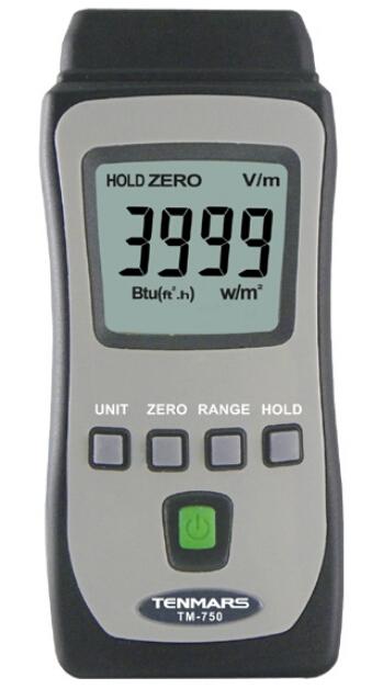 太阳能功率表TM-750