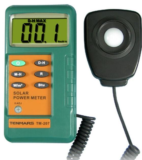 太阳能辐射检测仪TM-207