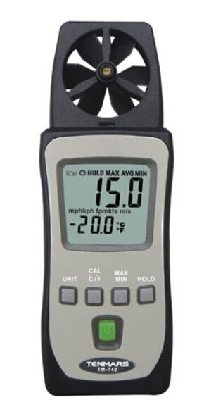 风速计TM-740