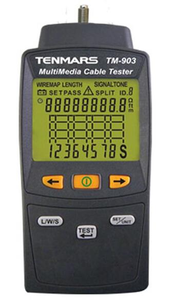 网络线测试器TM-903
