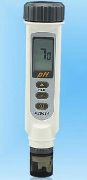 笔式酸碱度计AZ-8684