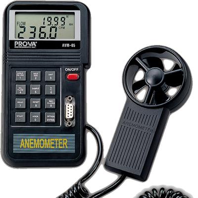 测温度/风速/风量计AVM-05