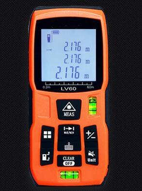 精准红外测量仪LV60