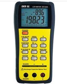 电桥双显示LCR电表DE-5000